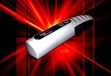 HairPro Laser Hair Brush - Laser Hair Treatment by Viatek LB01G