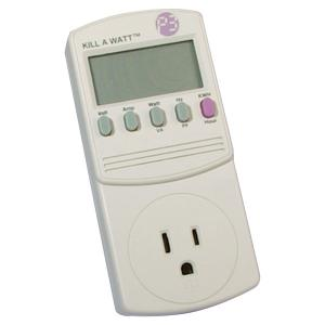 Kill-A-Watt Electricity Usage Monitor